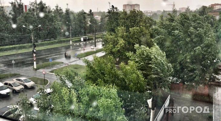 МЧС объявило метеопредупреждение в Кирове на 10 июня