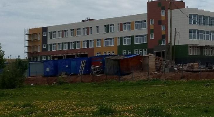 Власти планируют достроить школу № 25 в Чистых прудах в 2019 году
