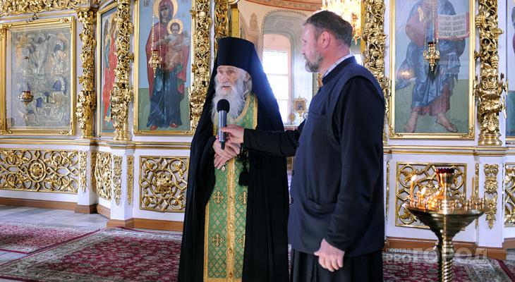 В Киров впервые приехал духовник патриарха  Кирилла