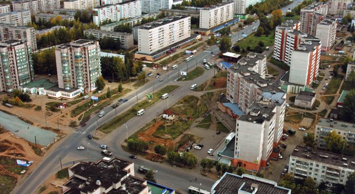Власти назвали возможный источник неприятного запаха в Кирове