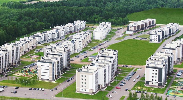 Киров получит 774 миллиона рублей на инфраструктуру двух районов