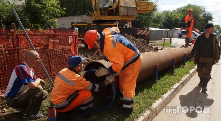 В Кирове до конца лета перекроют движение на улице Свободы
