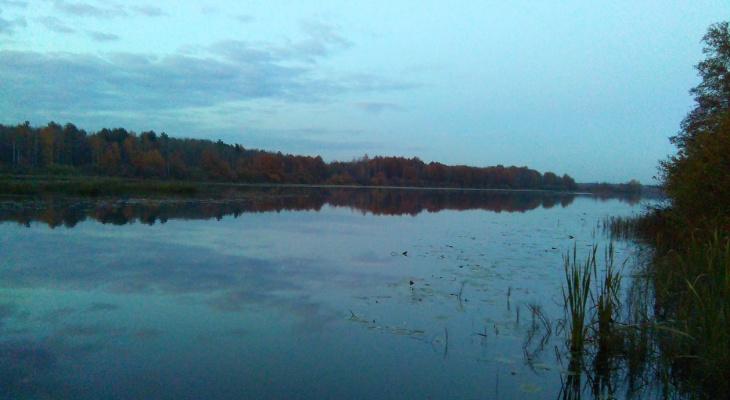 На Филейке через пару лет исчезнет озеро из-за добычи песка