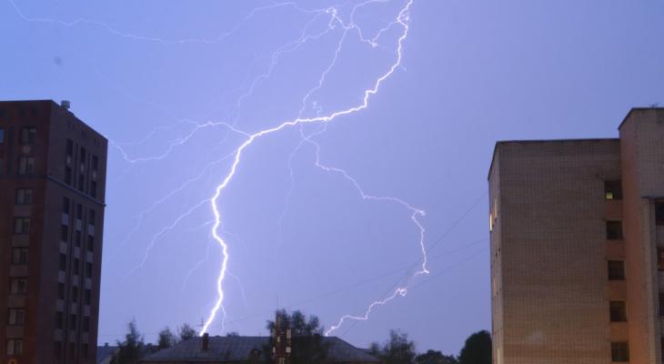 На 20 июня в Кирове объявлено метеопредупреждение