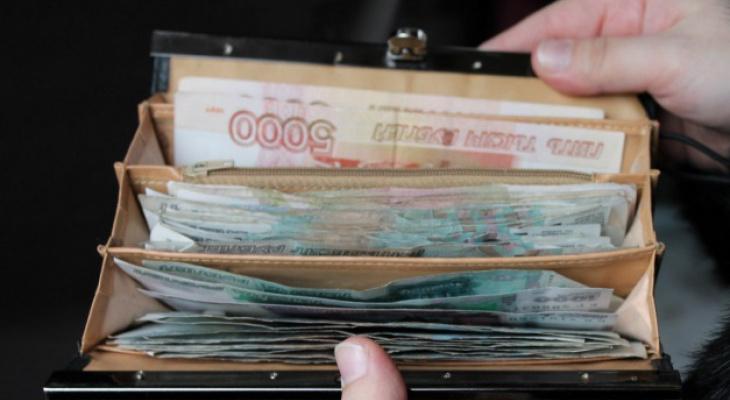 Названа средняя зарплата жителей Кировской области в 2019 году