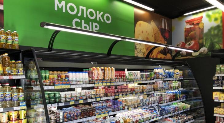 Известно, как будут маркировать натуральные молочные продукты на прилавках в Кирове