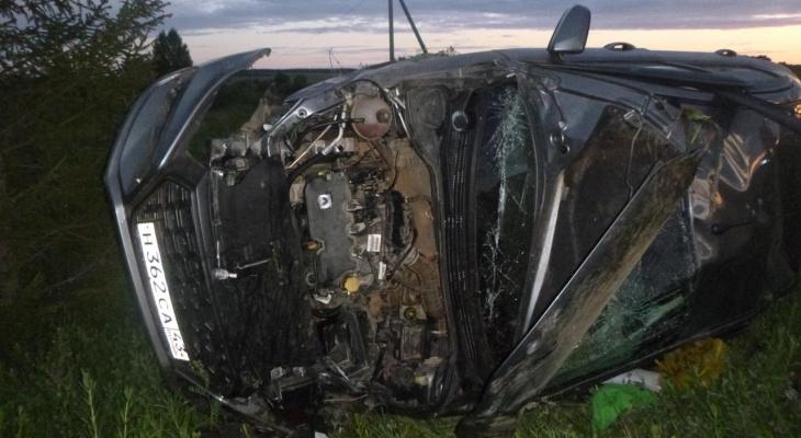 Что обсуждают кировчане: сгоревший из-за молнии дом, гибель двух братьев в ДТП
