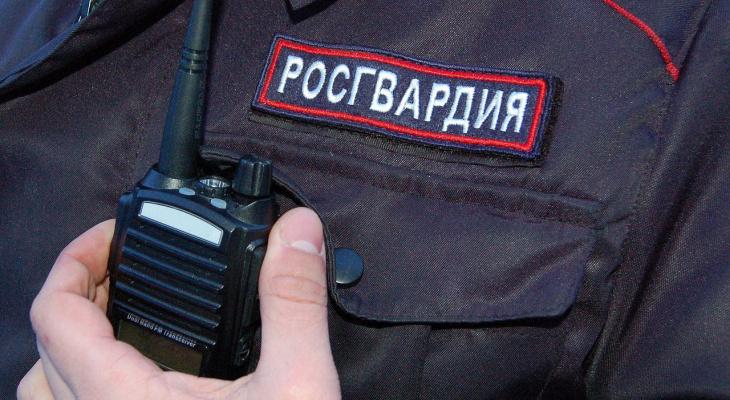 Кировские росгвардейцы обнаружили без вести пропавшего мужчину