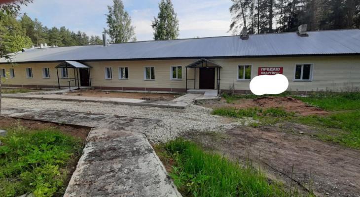 В здании бывшего морга в Кировской области теперь продают квартиры
