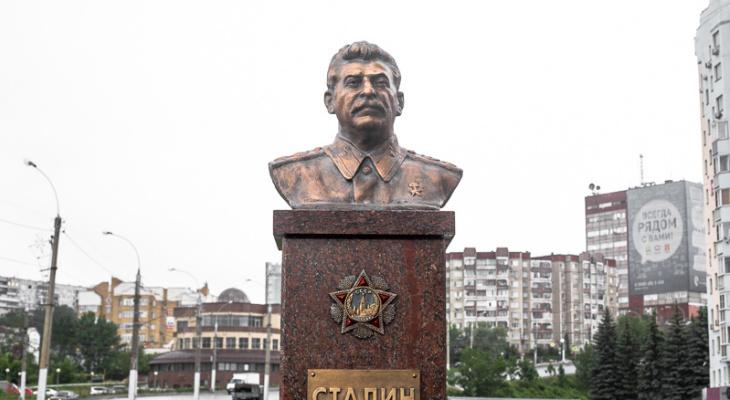 На памятник Сталину в Кирове собрали 100 тысяч рублей