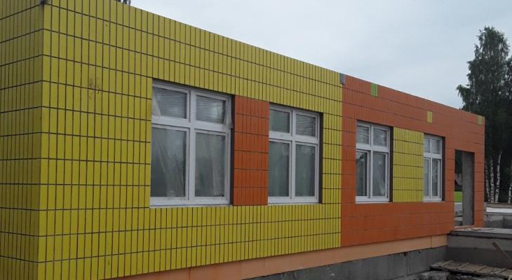 В Кировской области продолжается строительство детских садов в рамках нацпроекта «Демография»