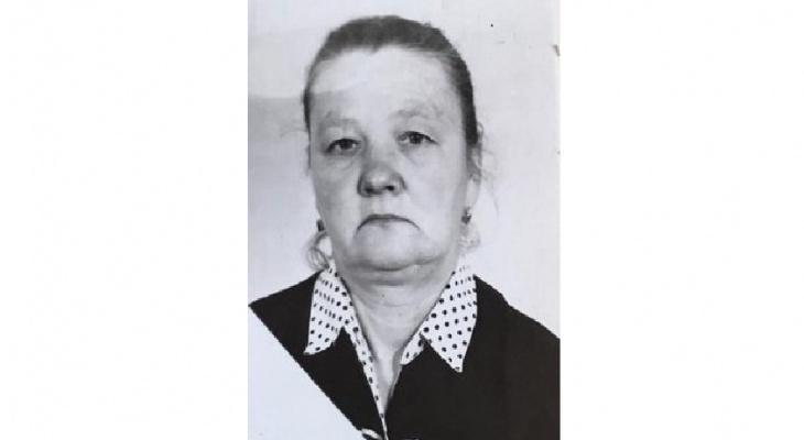 В Вятских Полянах пропала пенсионерка