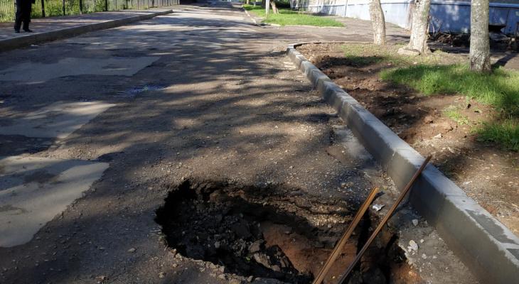 """""""Ямы растут не по дням, а по часам"""": объявлено голосование за улицы для ремонта"""