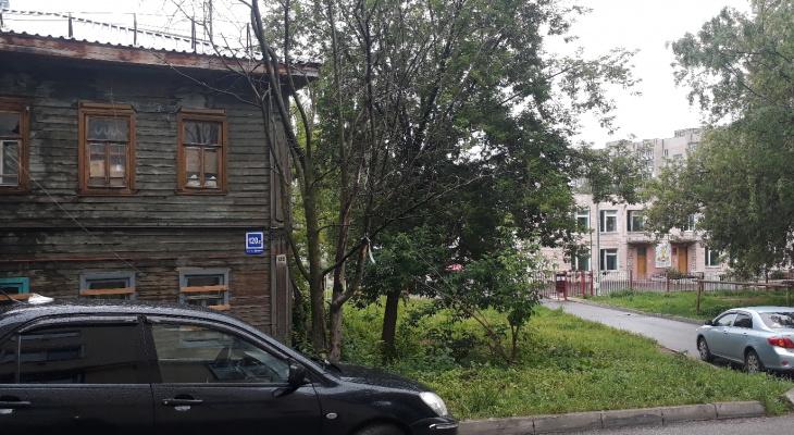 В Кирове собирают подписи против строительства дома на Карла Маркса