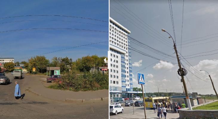Найди 10 отличий: как изменились улицы Кирова за 8 лет