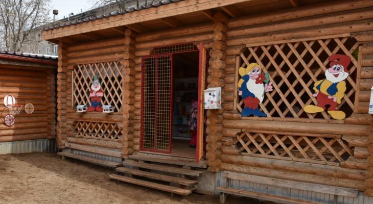 В 32 детсадах Кирова установят современные экологичные веранды