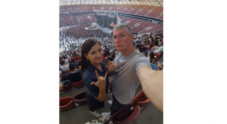 «80 тысяч человек пели Цоя в унисон»: кировчанин о московском концерте группы Metallica