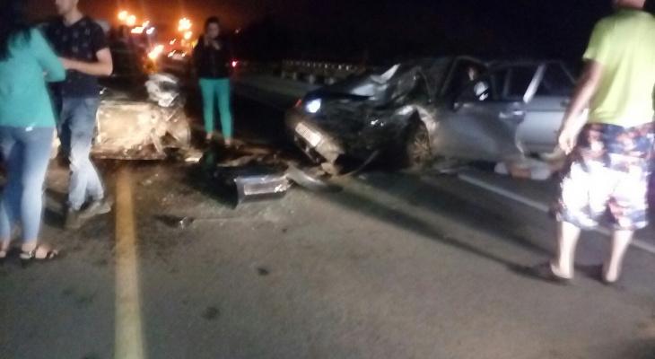 В Кировской области за три дня в авариях пострадали 22 человека