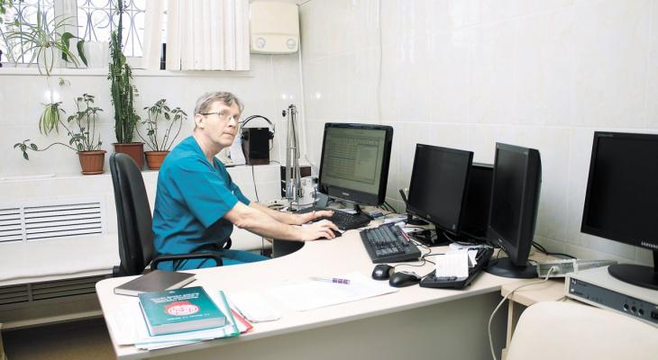 В Кирове появился уникальный аппарат для лечения и диагностики нарушений мозга