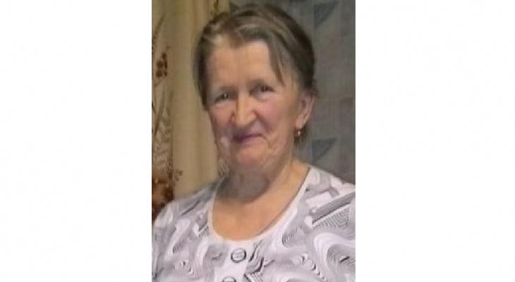 В Зуевке ушла из дома и без вести пропала пенсионерка