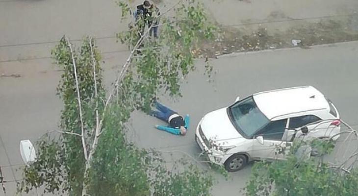 «Лежал и не двигался»: в Кирове женщина-водитель сбила пенсионера