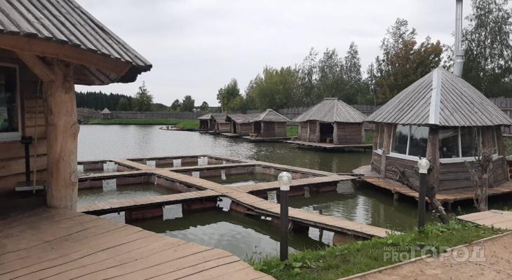 «Мы вдруг стали неугодны»: рыболовный клуб в Чистых прудах хочет снести мэрия