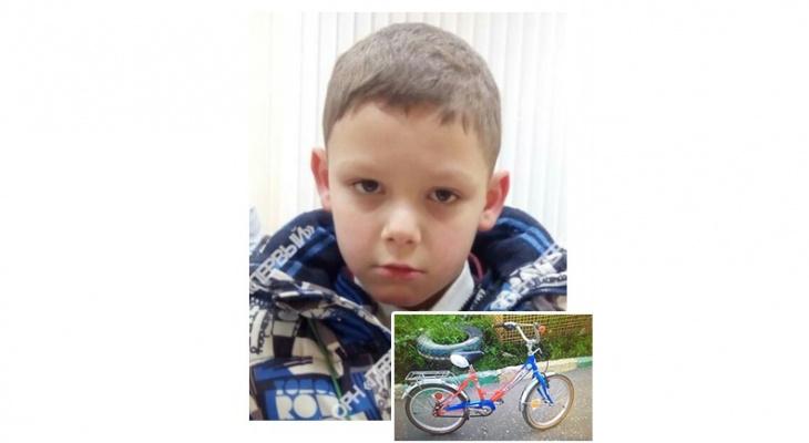 В Кирове пропал 9-летний мальчик с велосипедом