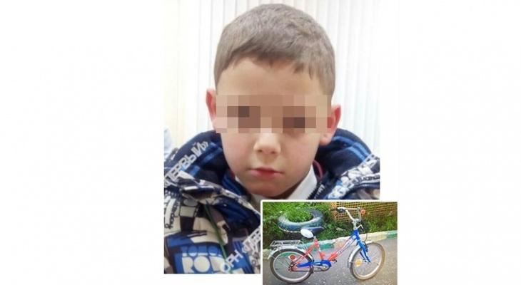 В Кирове нашли пропавшего без вести 9-летнего мальчика