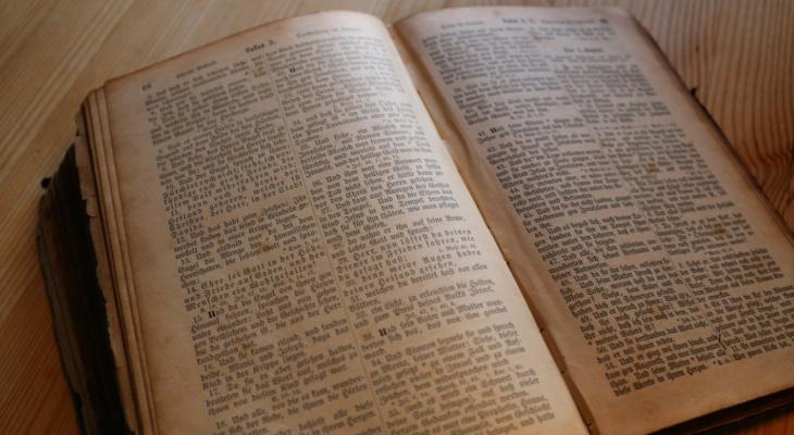 Кировские лингвисты нашли экстремизм в Ветхом Завете