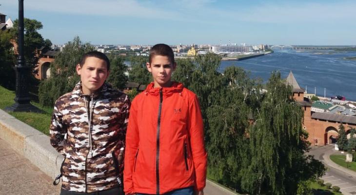 В Нижнем Новгороде пропали двое детей из Кирова, приехавшие на экскурсию