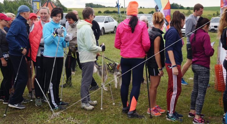 В Кирове пройдет Первый Чемпионат по скандинавской ходьбе