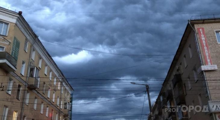 Погода на выходные: в Кирове будет тепло, но возможны дожди