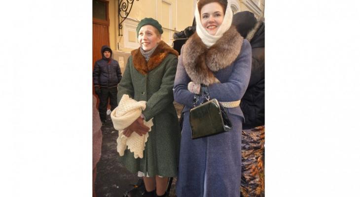Актриса из Кировской области снялась в сериале, который выходит на Первом канале