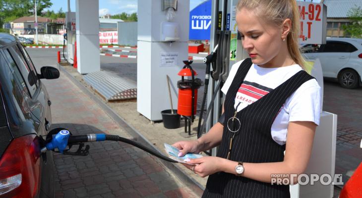 Кировская область в топ-15 регионов по недоступности бензина для населения