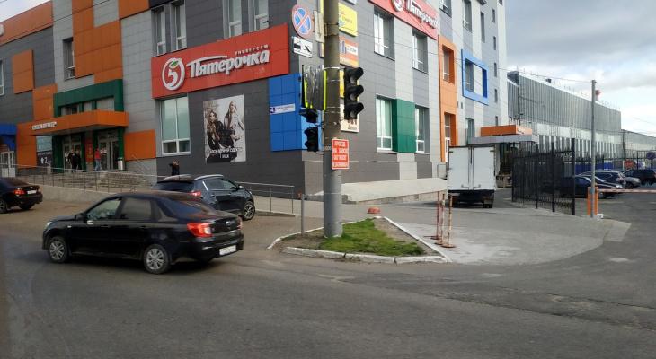 В Кирове на месте смертельного ДТП появился светофор