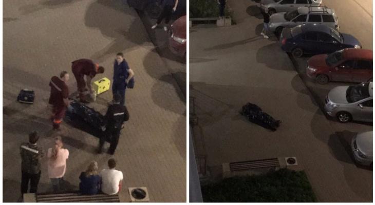 В Кирове мужчина выпал из окна многоэтажки и разбился насмерть