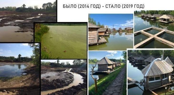 """Кировчане создали петицию за сохранение рыболовного клуба """"Белуга"""""""