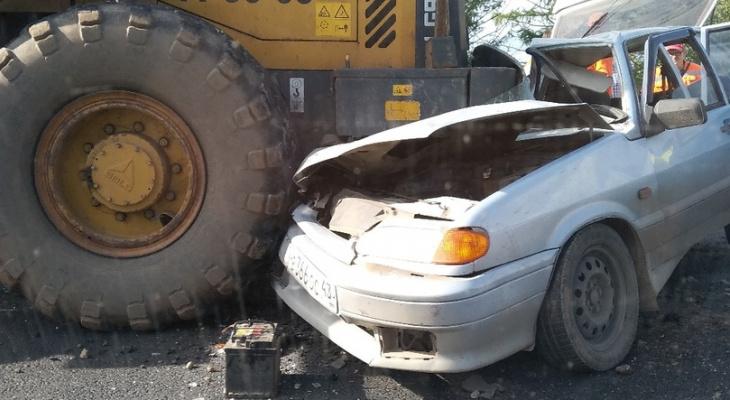 У водителя не было прав: появились подробности смертельного ДТП под Кировом