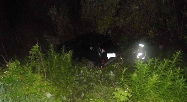 Из-за обгона на кировской трассе произошло тройное ДТП: есть пострадавшие