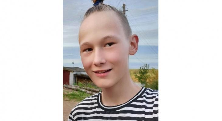 В Кирове без вести пропал 13-летний подросток
