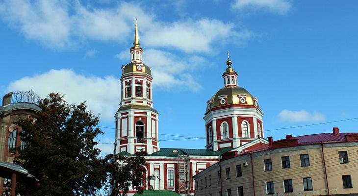 В Кирове отпраздновали 250-летие Спасского собора
