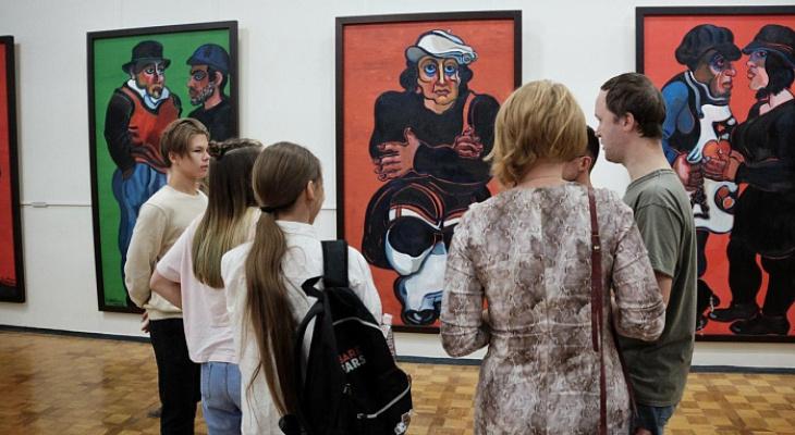 В Кирове открылась выставка уникальных скульптур и картин Зураба Церетели
