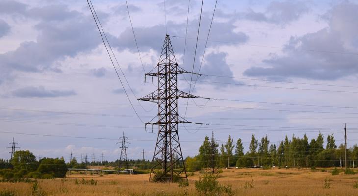 Кировская область вошла в топ-20 регионов с недоступным электричеством