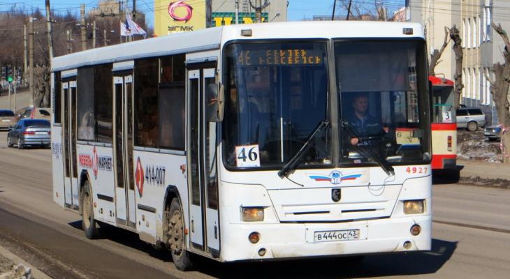 В Кирове не будут менять маршрутную сеть, но продлят работу транспорта до 23 часов