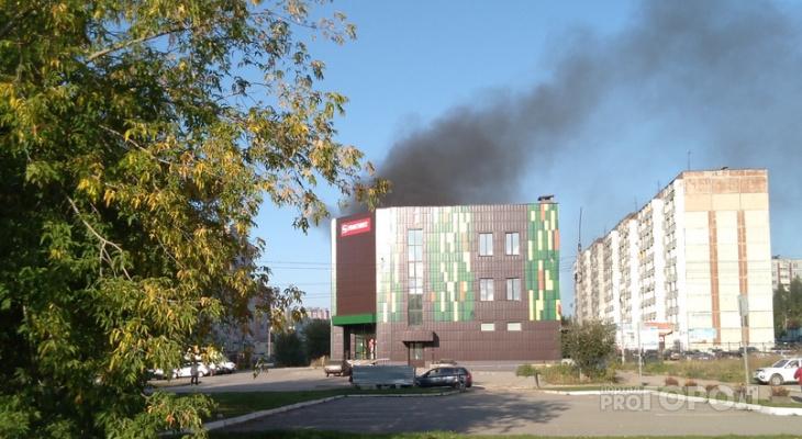 Что обсуждают в Кирове: горящее здание и подозрительный чемодан