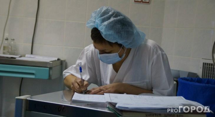 В Кировской области более 10 тысяч человек привились от гриппа