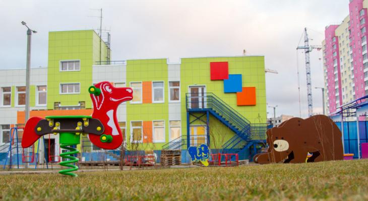 Известно, когда закончат строительство детского сада в Нововятске