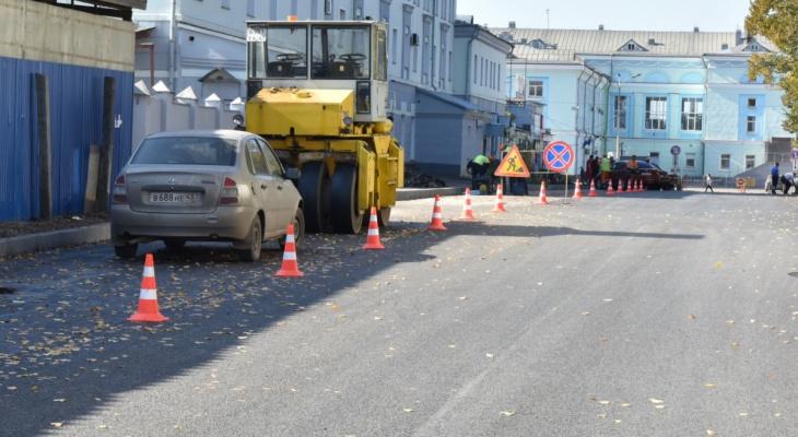 В Кирове отремонтировали подъезд к вокзалу