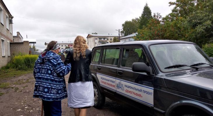 В Кировской области успешно выстраивается система долговременного ухода за пожилыми и инвалидами
