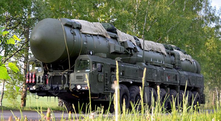 """В Кировской области пройдут военные учения с ракетными комплексами """"Тополь"""""""